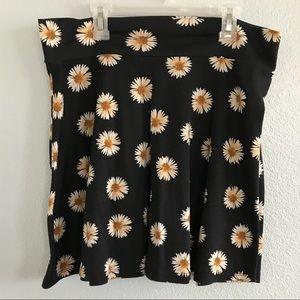 Daisy circle Skirt